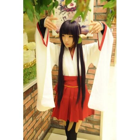 inu boku ss cosplay ririchiyo shirakiin kostume 2