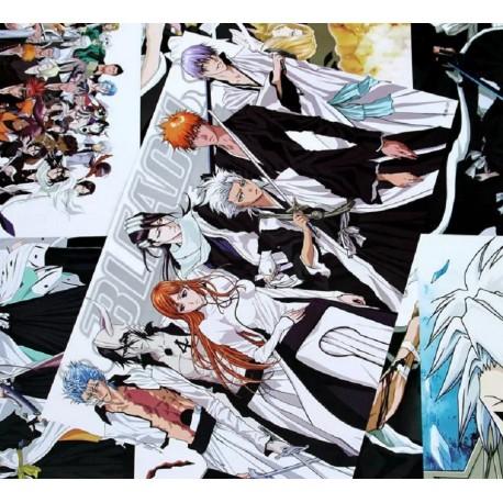 8 Stück Fairy Tail Anime Manga Poster 42 x 29 cm