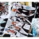 8 Stück Bleach Anime Manga Poster 42 x 29 cm