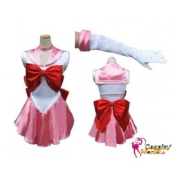 Anime Manga Sailor Moon Chibiusa Cosplay Kostüme