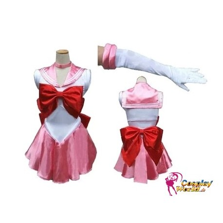 anime manga sailor moon chibiusa cosplay kostume