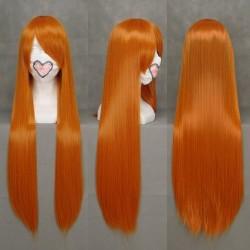 EVA Asuka Orange Cosplay Perücke