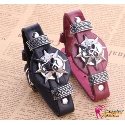 anime manga bleach cosplay accessories personalized punk style bracelet