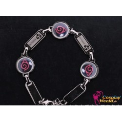 anime manga naruto cosplay accessories personalized bracelet
