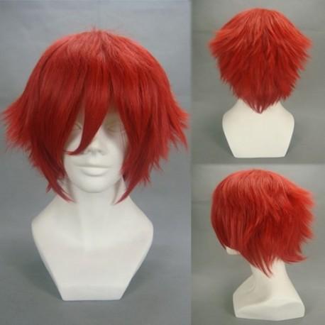 inazuma eleven guran rote cosplay perucke