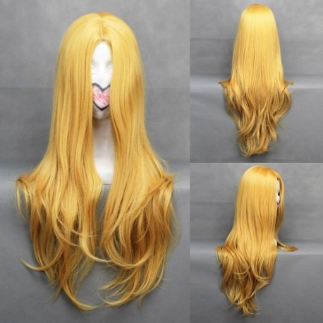 bleach matsumoto rangiku blonde cosplay perucke