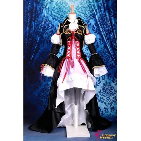vocaloid 2 yowane haku cosplay kostum