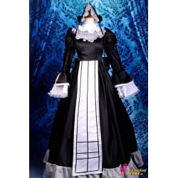 Anime Manga Gosick Victorique Kleid Cosplay Kostüm