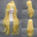 Panty and Stocking with Garterbelt Panty gelbe Cosplay Perücke
