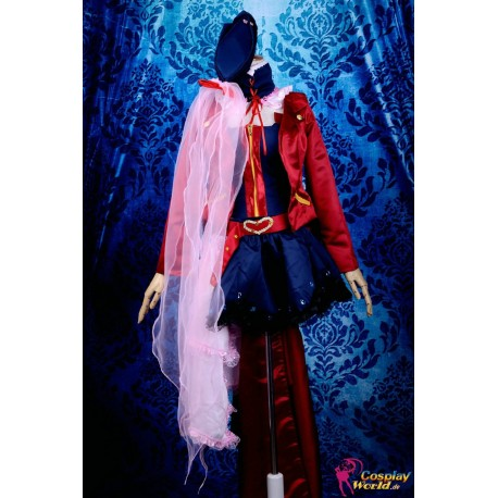 anime manga macross series mf sheryl final edition cosplay kostum