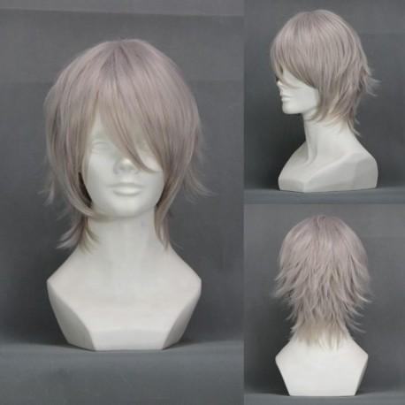 inu x boku ss miketsukami soushi white cosplay wig