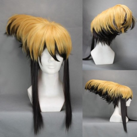 nurarihyon no mago nura rihyon yellowblack cosplay wig
