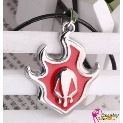Anime Bleach Cosplay Accessoire Abzeichen Halskette Necklace 2er Set