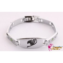 anime manga fairy tail personalisierte punk stil armband cosplay accessoire
