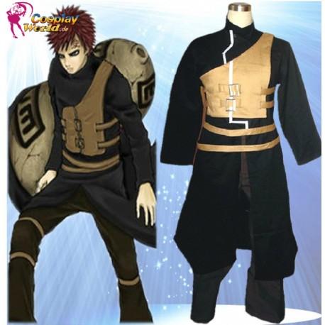 anime manga naruto gara cosplay kostum