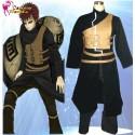 Anime Manga Naruto Gara Cosplay Kostüm