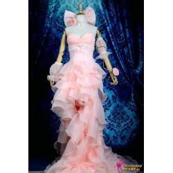 vocaloid kagamine rin formelle kleidung cosplay kostum