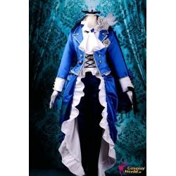 anime manga black butler ciel phantomhive cosplay kostum lolita deluxe