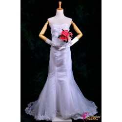 anime manga one piece boa hancock wedding dress cosplay costume kostum deluxe