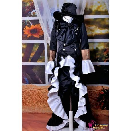black butler ciel phantomhive cosplay kostum lolita deluxe anime manga