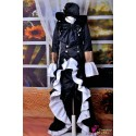 Black Butler Ciel Phantomhive Cosplay Kostüm Lolita Deluxe Anime Manga