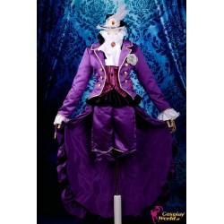 black butler trancy lolita cosplay kostum deluxe anime manga