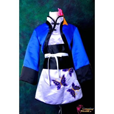 black butler ranmao cosplay kostume deluxecheongsam anime manga
