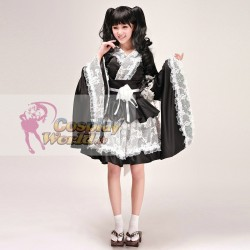 hochwertige Lolita Meido, Kimono Cosplay Kostüme