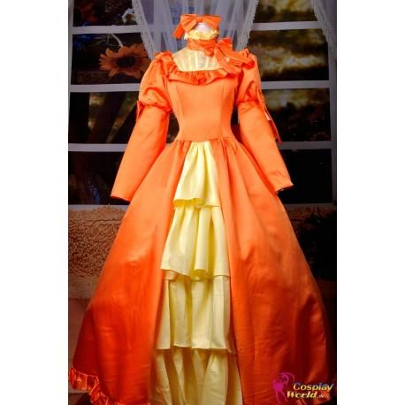 black bulter elizabeth cosplay oranges kleid anime manga cosplay kostume
