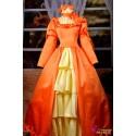 Black Bulter Elizabeth Cosplay Oranges Kleid Anime Manga Cosplay Kostüme