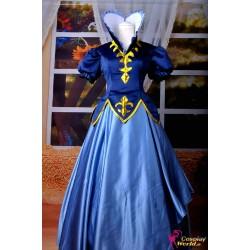 fairy tail juvia loxar cosplay kostume anime manga