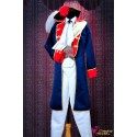 Axis Powers Hetalia Prussia War Uniform Cosplay Kostüme Anime Manga