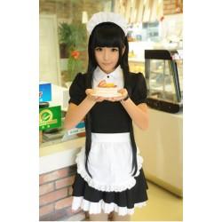 dienstmadchen kostum hausmadchen maid cosplay japan suss und kawaii uniform kleidung cafe restaurant kostum