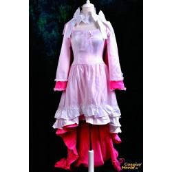 Puella Magi Madoka Magica Madoka Kaname Cosplay Kostüme Lolita Kleid Anime Manga