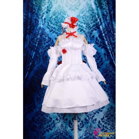 touhou project cosplay kostume remilia gk lolita anime manga