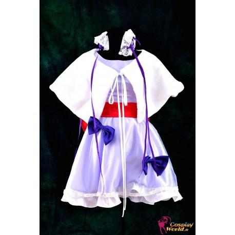 macross series sheryl mf ranka lee lolita cosplay kostume anime manga
