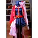 Anime Manga Macross Frontier Sheryl Nome Cosplay schöne Kostüme