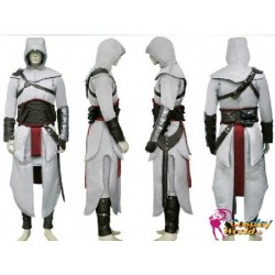 Assassin's Creed Altair Cosplay Kostüme Halloween Set