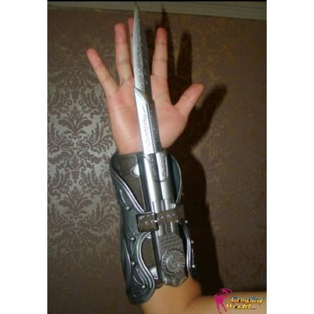 assassins creed 3 ezio cosplay waffen hulse schwert