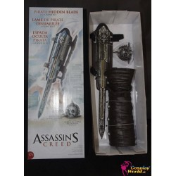 assassins creed 4 ezio cosplay waffen hulse schwert