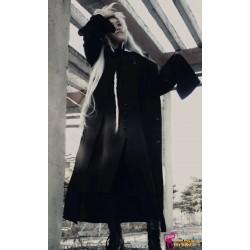 black butler unter taker schwarz cosplay kostume anime manga