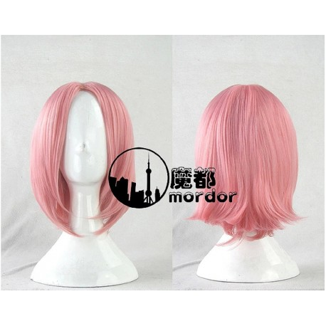 naruto haruno sakura rosa cosplay perucke