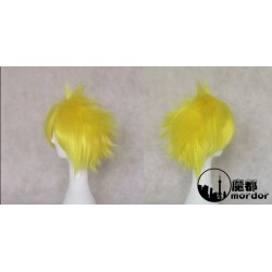 naruto uzumaki naruto blonde cosplay perucke
