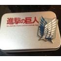 Flügel der Freiheit Attack on Titan Shingeki no Kyojin Survey Corp Logo Abzeichen