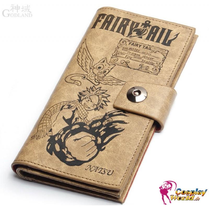 Fairy Tail Anime Wallet Online Kaufen Geldbeutel Dammen Geldbeutel