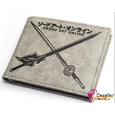 sword art online anime wallet online kaufen geldbeutel dammen geldbeutel herren coole geldbeutel