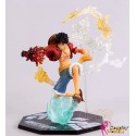 Anime One Piece Monkey·D·Luffy Figuren wunderschöne Luffy Anime Figur