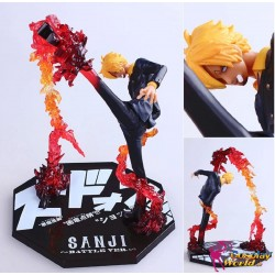 anime one piece sanji figuren wunderschone coole anime figur