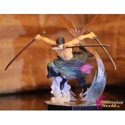 anime figuren one pieceroronoa zoro wunderschone anime figur