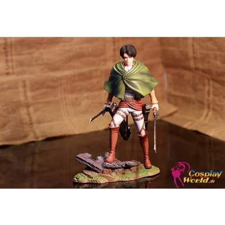 anime figuren attack on titan shingeki no kyoujin levi rivaillerivalwunderschone coole anime figur